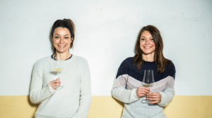 Champagne Oudiette x Filles   Les sœurs Oudiettes - Margot et Charlotte